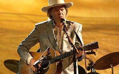 Neil Young at the Ryman