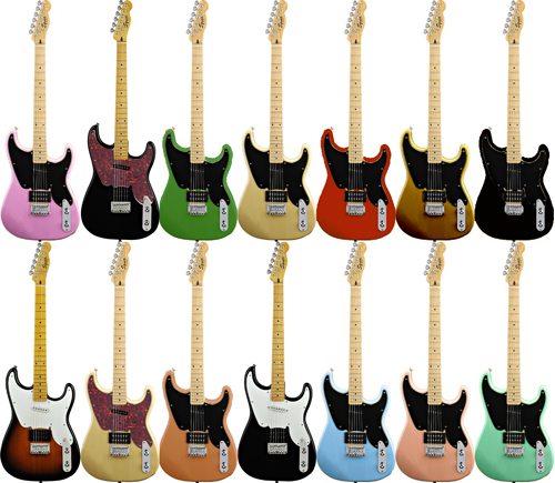 Squier 51 alternate color