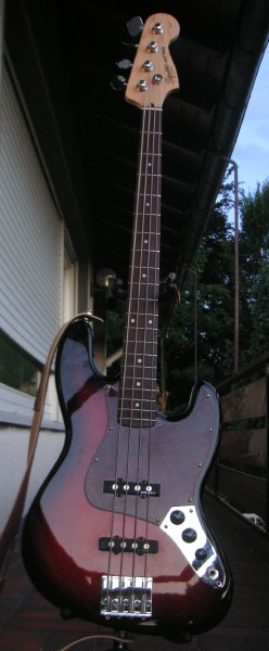 Squier Jazz Bass