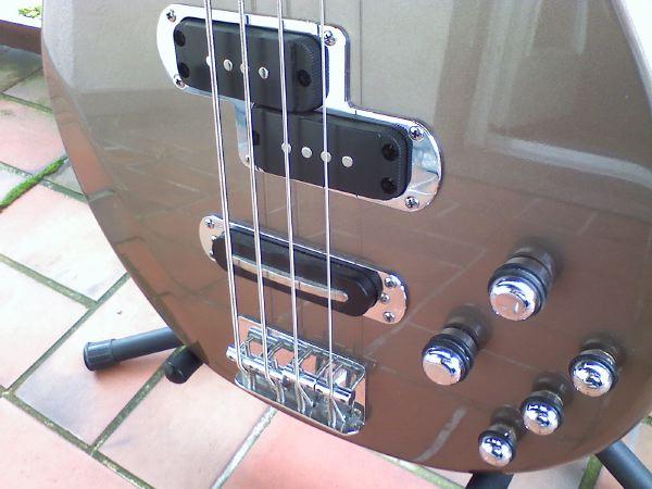 Yamaha BB 614