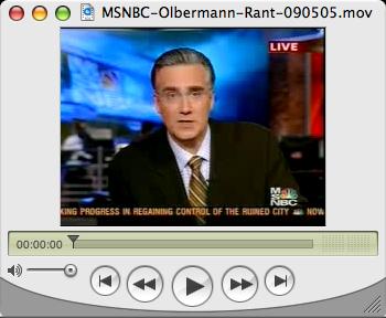 Olbermann auf MSNBC