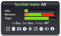 SysStat nano All